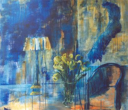 Schilderijen Lois Boomsma